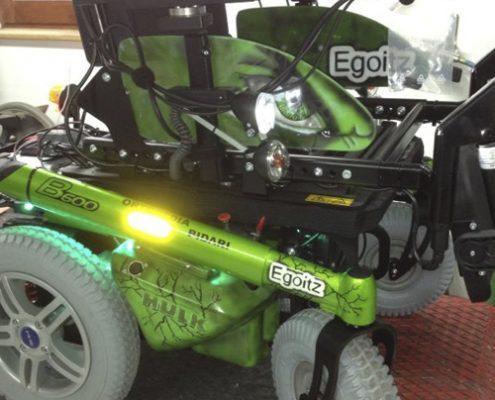Carcas de silla de ruedas Hulk_1