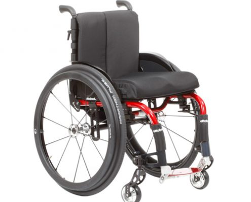Movilidad_Silla de ruedas automatica