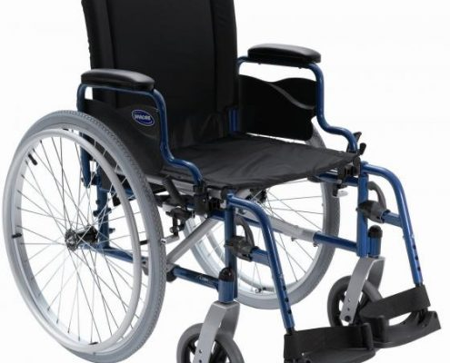 Silla manual invacare